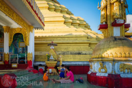 Pagoda Shwetaungyoe Bago