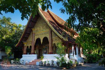 Wat Xieng Muan Luang Prabang