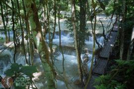 Cascadas Tat Sae Luang Prabang