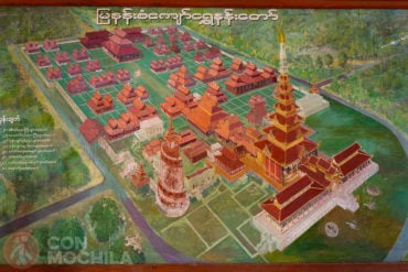 Palacio Real Mandalay