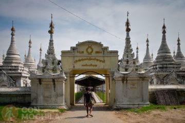 Sandamuni Pagoda Mandalay