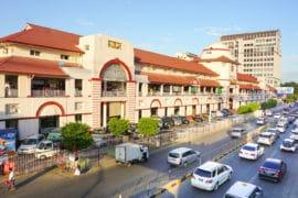 Mercado Boyoke Aung San Yangon