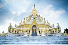 Yangon Swe Taw Myat Pagoda