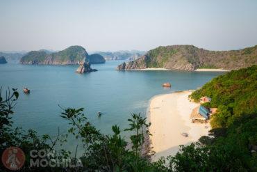 Guía de viaje Bahía de Halong Monkey Island