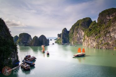 Guía de viaje Bahía de Halong Bo Hon Island
