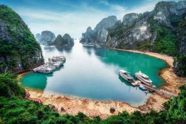 Guía de viaje Bahía de Halong Isla Dau Be