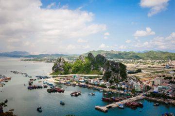 Guía de viaje Bahía de Halong Van Don Island