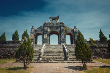 Guia de viaje Hue Templo de la literatura