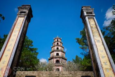 Guia de viaje Hue Thien Mu Pagoda