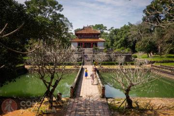 Guia de viaje Hue Tumbas imperiales