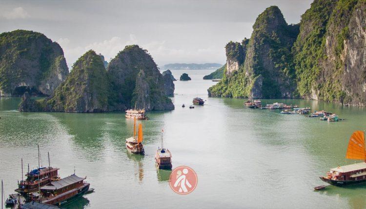 Guía de viaje Bahía de Halong