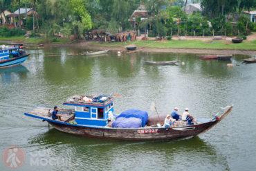 Guia de viaje Hoi An Aldeas de Pescadores
