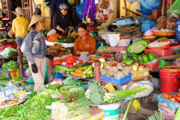 Guia de viaje Hoi An Mercado Central