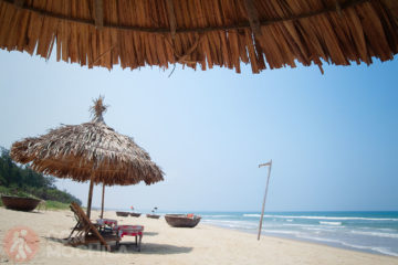 Guia de viaje Hoi An Playa Cua Dai