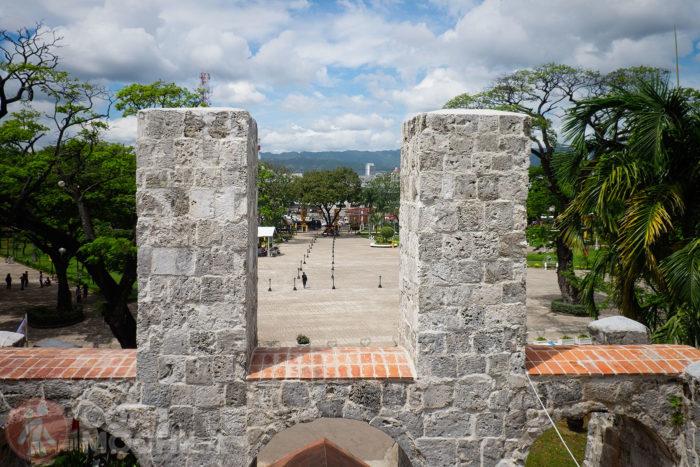 Vistas desde el fuerte