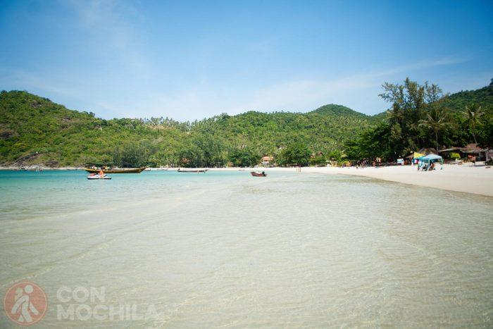 Ao Thon Nai Pan Beach