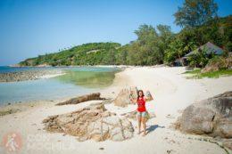 Haad Khom Beach