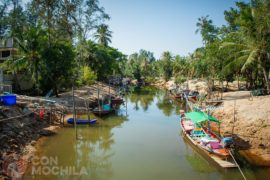 Guia de viaje Koh Phangan Haad Khom Beach