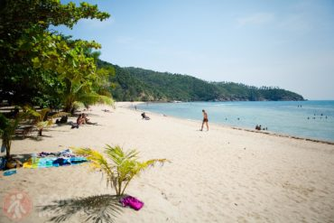 Guia de viaje Koh Phangan Haad Mae Had Beach