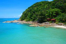 Haad Thong Reng Beach