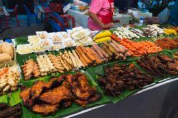 Guía de viaje Koh Phangan mercado de nocheGuía de viaje Koh Phangan mercado de noche