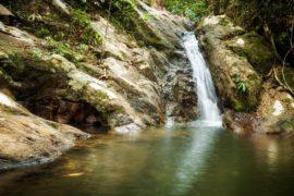 Guia de viaje Koh Phangan Waterfall