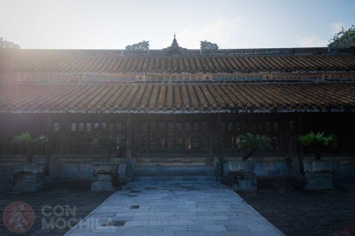 Otra vista del templo