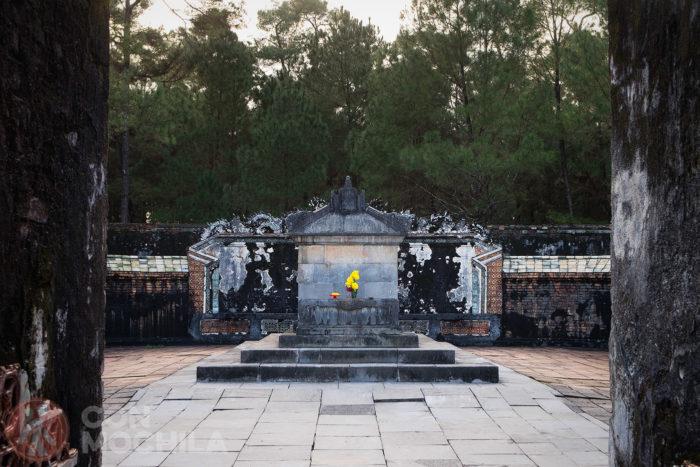 La tumba de Tu Duc