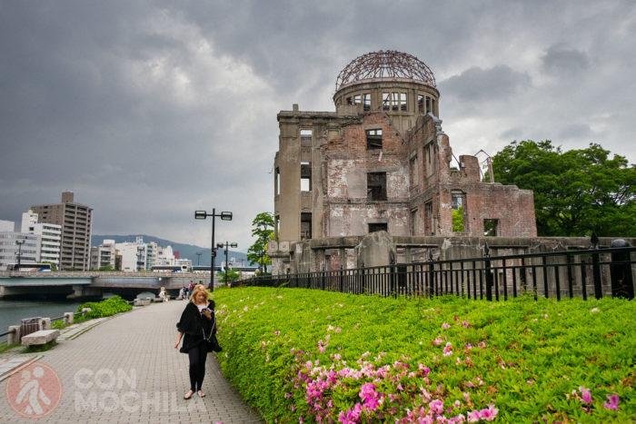 A-Bomb Dome de Hiroshima
