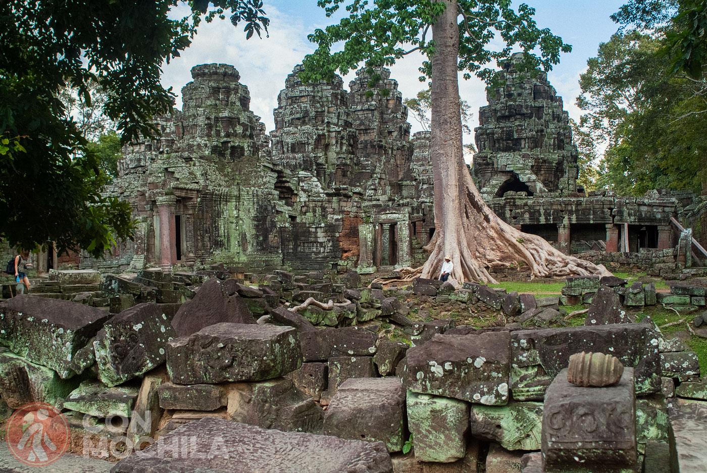 El templo Banteay Kdei