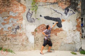 Guia de viaje Georgetown Arte Urbano Street Art
