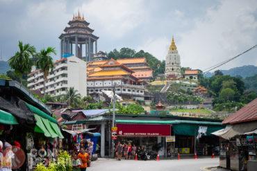 Guia de viaje Georgetown Templo Kek Lok Si