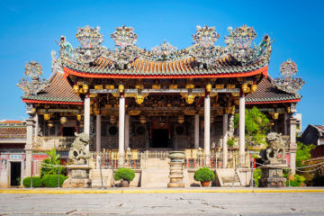 Guia de viaje Georgetown Templo Khoo Kongsi