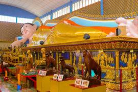 Guia de viaje Georgetown Wat Chayamangkalaram