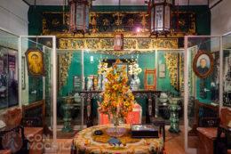 Guia de viaje Georgetown Museo de Penang