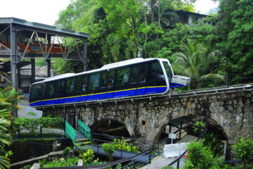 Guia de viaje Georgetown Penang Hill