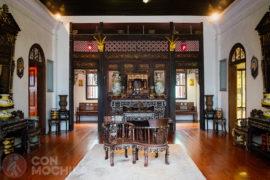 Guia de viaje Georgetown Pinang Peranakan Mansion