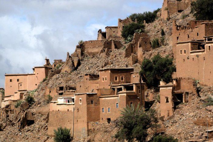 Itinerario de viaje a Marruecos: Tagantoudin