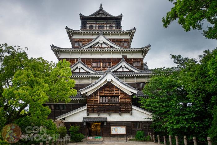 Castillo de Hiroshima