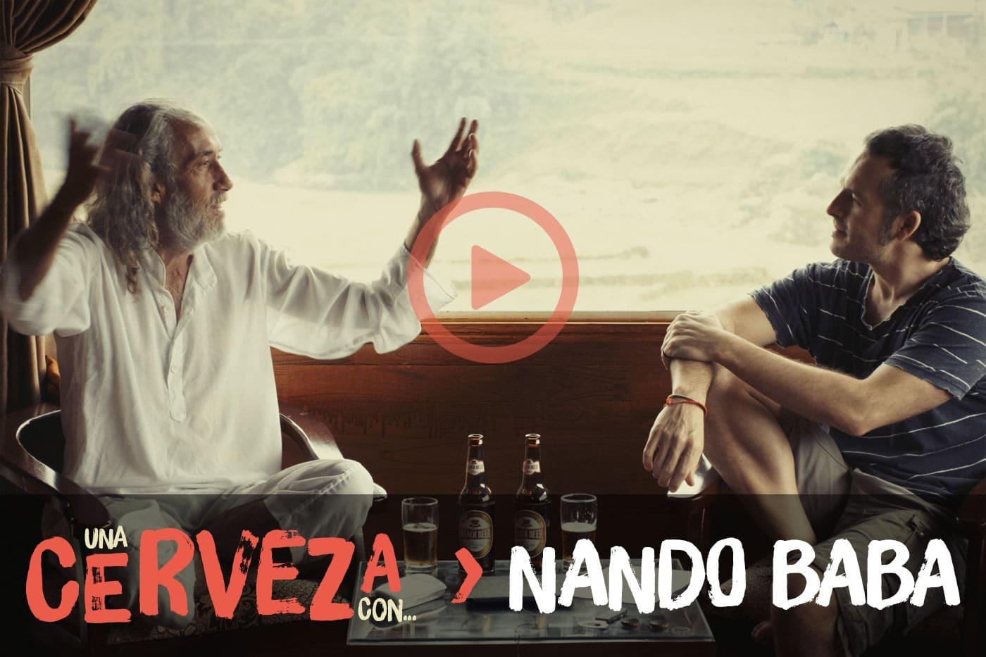 Una cerveza con... Nando Baba (5)