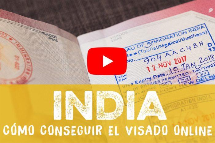 Visado INDIA vídeo