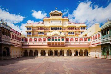 Jaipur Guia de viaje Palacio de Jaipur