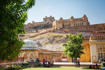 Jaipur Guia de viaje Fuerte Amber