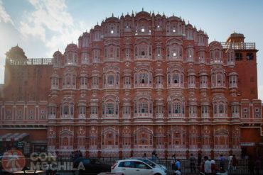 Jaipur Guia de viaje Hawa Mahal