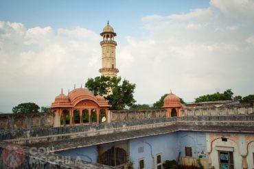 Jaipur Guia de viaje Iswari Minar Swarga Sal
