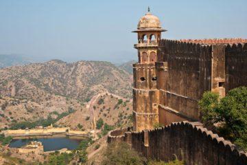 Jaipur Guia de viaje Fuerte Jaigarh
