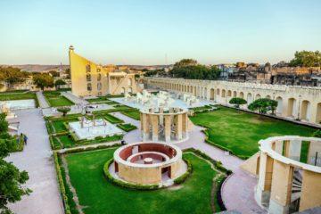 Jaipur Guia de viaje Jantar Mantar