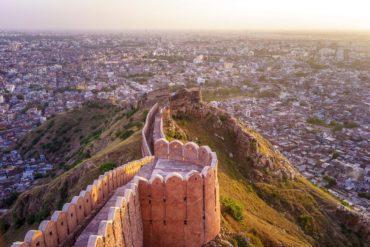 Jaipur Guia de viaje Fuerte Nahargarh