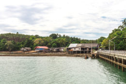 Guia Koh Lanta Lanta Ban Sri Raya