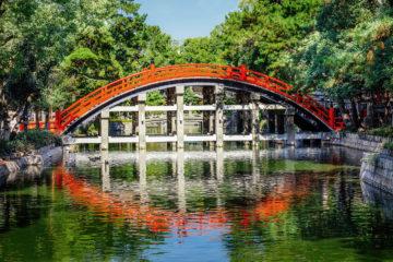 Osaka guia de viaje Sumiyoshi Taisha Shrine